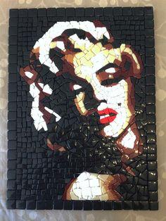 Mozaik Pano #Marilyn Monroe