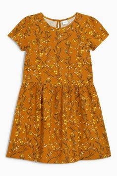 Buy Tan Buttercup Dress (3-16yrs) online today at Next: United States of America