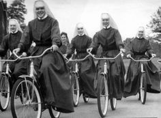 sister Mary Catherine and friends