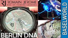 RJ-Romain Jerome Berlin-DNA Luxury Watch