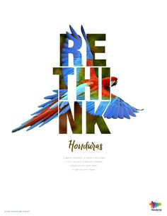 Print Advertising : Rethink Honduras, Art Direction Print Advertising Campaign Inspiration Rethink Honduras, Art Direction Advertisement Description Rethink Honduras, Art Direction Don't forget to share the post, Sharing is love ! Creative Poster Design, Creative Posters, Graphic Design Posters, Creative Logo, Graphic Design Inspiration, Graphisches Design, Cover Design, Layout Design, Print Design