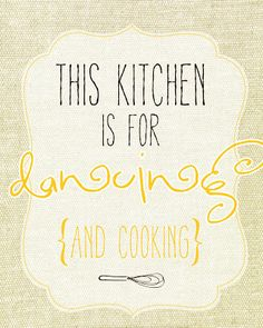 """""""My kitchen is for dancing"""" - Google Search"""