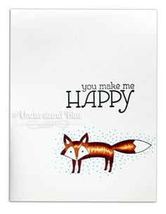 Little happy fox - Lydia Fiedler