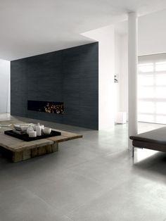 Velvet Platinum Porcelain Tiles From Italy Large Format
