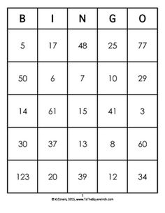 Pythagorean Theorem Bingo by To the Square Inch- Kate Bing Coners | Teachers Pay Teachers