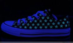 All Star Lo-Top Glow-In-The-Dark