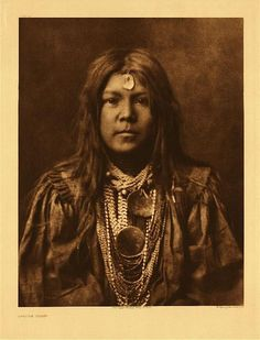 Archival photography of American Indians history