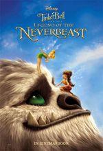".: ""Tinker Bell e o Monstro da Terra do Nunca"" retoma aventuras da fadinha"
