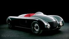 1935 Alpha Romeo Spider...(before car companies sold their souls for Footballer Wives and Rap Stars....)