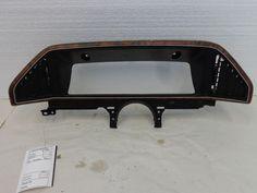 Ford F150 Dash Bezel Woodgrain Trim Panel 87 88 89 90 91 Bronco FOTZ15044D70B #Ford