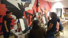 2015-10-23 Day of the Dead Paint Party @FreetailBrewery on 2000 S Presa