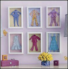 cute idea for a little girls bedroom