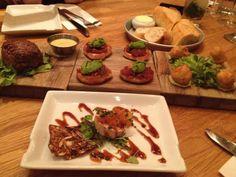 Grange Vin + Bouffe, Montreal, Restaurant Review
