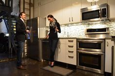 Testing out the charm in the loaded Gourmet Chefs Kitchen. The Unit, Lifestyle, Chefs, Marketing, Night, Kitchen, Gourmet, Cooking, Home Kitchens