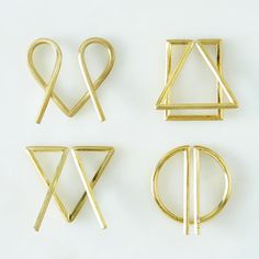 Brass Money Clips on Food52