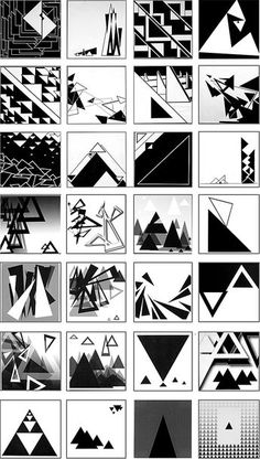 The visual result of basic design line work – Ikea Walker – Willkommen in der Welt der Frauen Bild Gold, Zentangle, Graphic Design Lessons, Design Basics, Composition Design, Principles Of Art, Elements Of Design, Grafik Design, Art Plastique
