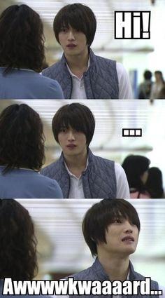 hahaha! Jaejoong <3