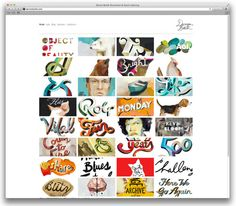 10 Beautiful Modern Websites Made with Squarespace in technology sponsor art  Category