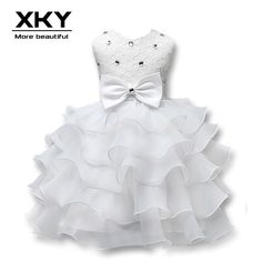 I'm selling Girls' Dress Floral Bows Princess Skirt Children Bubble Dresses(White&Dark Blue) for RM74.00. Get it on Shopee now!https://shopee.com.my/jonnylaw.my/602721293 #ShopeeMY