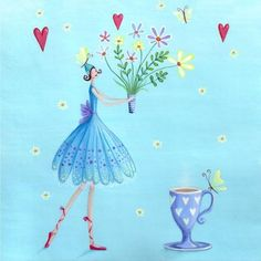 Borboleta Azul: Mila Marquis