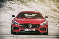 2016 Mercedes-AMG GT Photo Gallery - Autoblog