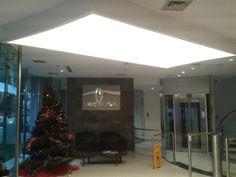 Stretch Ceiling Lighting Systems Producer Streç Tavan Aydınlatma Sistemleri Üreticisi ..Onko İlaç Sanayii
