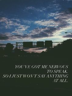 Nervous // The Neighbourhood