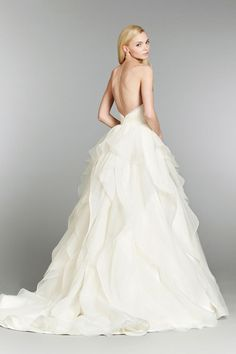 Wedding Dresses: Hayley Paige Fall 2013 Collection