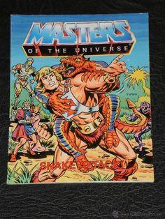 Cómics: MINI COMIC - MASTERS DEL UNIVERSO - 1985 - 4 Idiomas Italiano-Frances-Ingles-Aleman - Foto 2 - 42619607