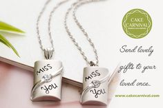 Are you missing them? Send this 'love'ly #gift to say that you miss them.