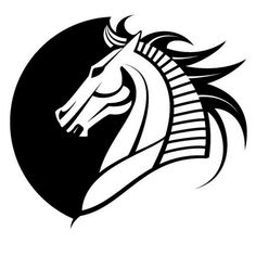 Mustang vector image - Free vector image in AI and EPS format. Mustang, Stencil Patterns, Stencil Art, Free Vector Images, Vector Free, Horse Logo, Horse Supplies, Work Horses, Sketch 2