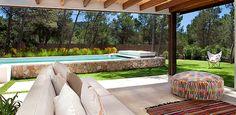 Diseño de jardín en Ca Na Aubarca, Ibiza (Islas Baleares) realizado por Eiviss Garden http://www.jardindeplantas.com/portada/2014-09-22
