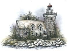 Pattern Packets - Thirty Mile Lighthouse