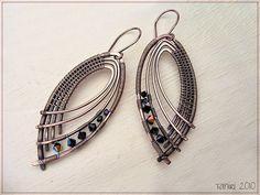 NATALIE earrings | JewelryLessons.com