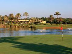 Golfen in Marokko: Vier Golf-Anlagen befinden sich rund um den ROBINSON Club Agadir in max. 20 Shuttleminuten Entfernung