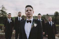 An Elegant Black Tie Winter Wedding in Devon | Love My Dress® UK Wedding Blog