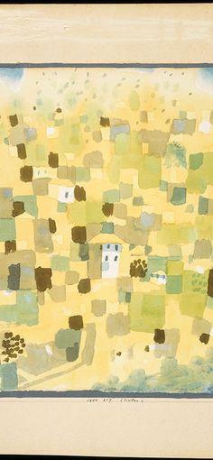 Paul Klee, iSizilien/i [Sicile], 1924
