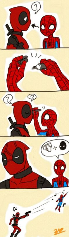 That's the Spidey I like to see