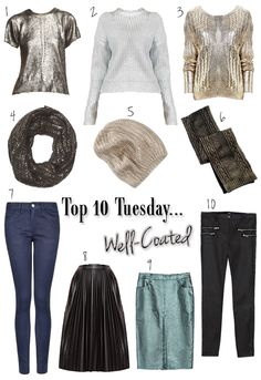 Top 10 Coated Statement Pieces under $100!