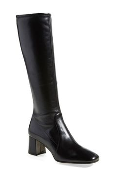 Prada Tall Boot (Women) available at #Nordstrom