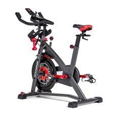 The IC4 Indoor Cycling Bike is a low impact, high-energy stationary bike that connects with apps like Peloton®, Explore The World™, and Zwift® via Bluetooth®. #zwift #trainerroad #indoorbike #cycling #virtualtrainer Best Exercise Bike, Spin Bike Workouts, Chest Workouts, Exercise Equipment, Fitness Equipment, Gym Fitness, Fitness Tips, Indoor Cycling Bike, Cycling Bikes