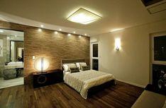 The Family Tree House Led Recessed Ceiling Lights, Bedroom Furniture, Bedroom Decor, Built In Wardrobe, Master Bedroom Design, Beautiful Bedrooms, Minimalism, House Design, Interior Design