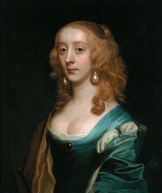 Sir Peter Lely (1618-1680) –– (504×600)
