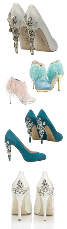 Harriet Wilde : awesome wedding shoes