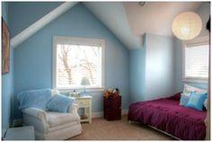 Kids Attic Bedroom Design