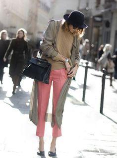 stylish 스타일리쉬한 야상 코디 Street fashion 스트릿 패션 스타일