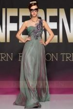 Cheap 2013 New style Tencel Chiffon One Shoulder Floor Length Long Grey Quinceanera /Birthday Party Dresses 30701