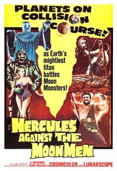 50s sci fi movie posters | ... Sci Fi Movie Poster Print - 13x19 - Home Theater Decor - Vintage Movie