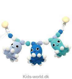 Bær din baby perfekt for jer begge – Find det hele hos LIAMS. Newborn Crochet, Crochet Baby, Baby Toys, Kids Toys, November Baby, Crochet Mobile, Crochet Octopus, Buggy, Baby Rattle