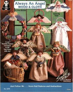 Debbie Mumm - Always an Angel - Diz Mary Mary - Picasa Web Albums...BOOK, PATTERNS AND INSTRUCTIONS!